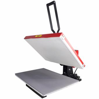 "Cuyi 16.5"" x 24.5"" Digital Heat Press Machine (Red) Price Philippines"