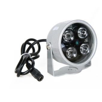 Cyber 4 LED Infrared Night vision IR Light illuminator lamp 50M