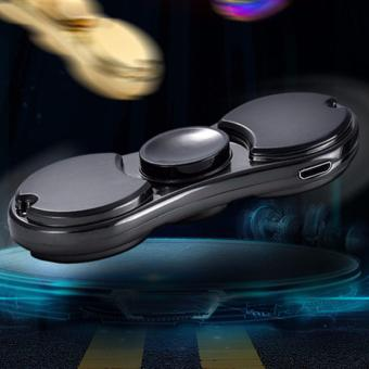 D&D Hand Spinner Fashion Electric wire USB Charging LighterCase Creative Personality USB Cigarette Lighter - 3