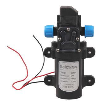 DC 12V 60W High Pressure Micro Diaphragm Water Pump AutomaticSwitch 5L/min - 3