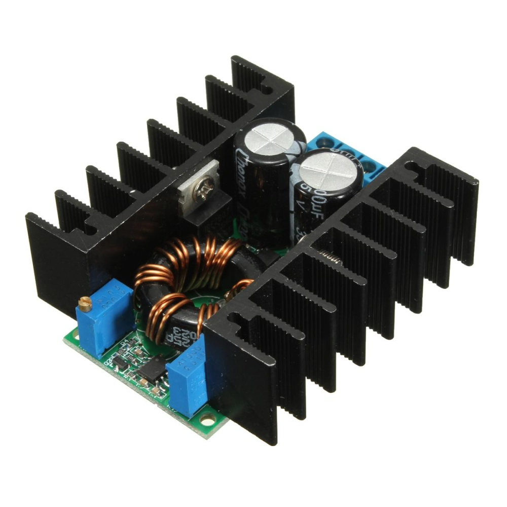Dc 100w 3 35v 12v To 35 Boost Step Up Module Power Supply Led Ltc1871 Constant Current Mobile Powersupply Driver