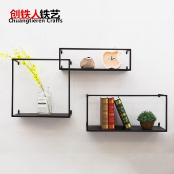 Decoration wall decorative frame wall hangers glove rack