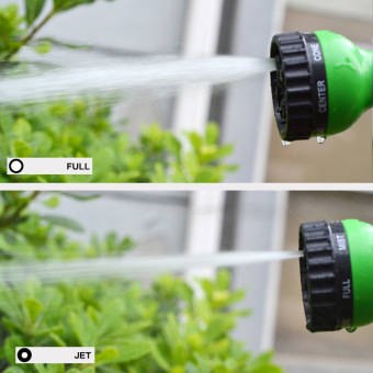 Deluxe Expandable Flexible Garden Water Hose 25 Feet - 2