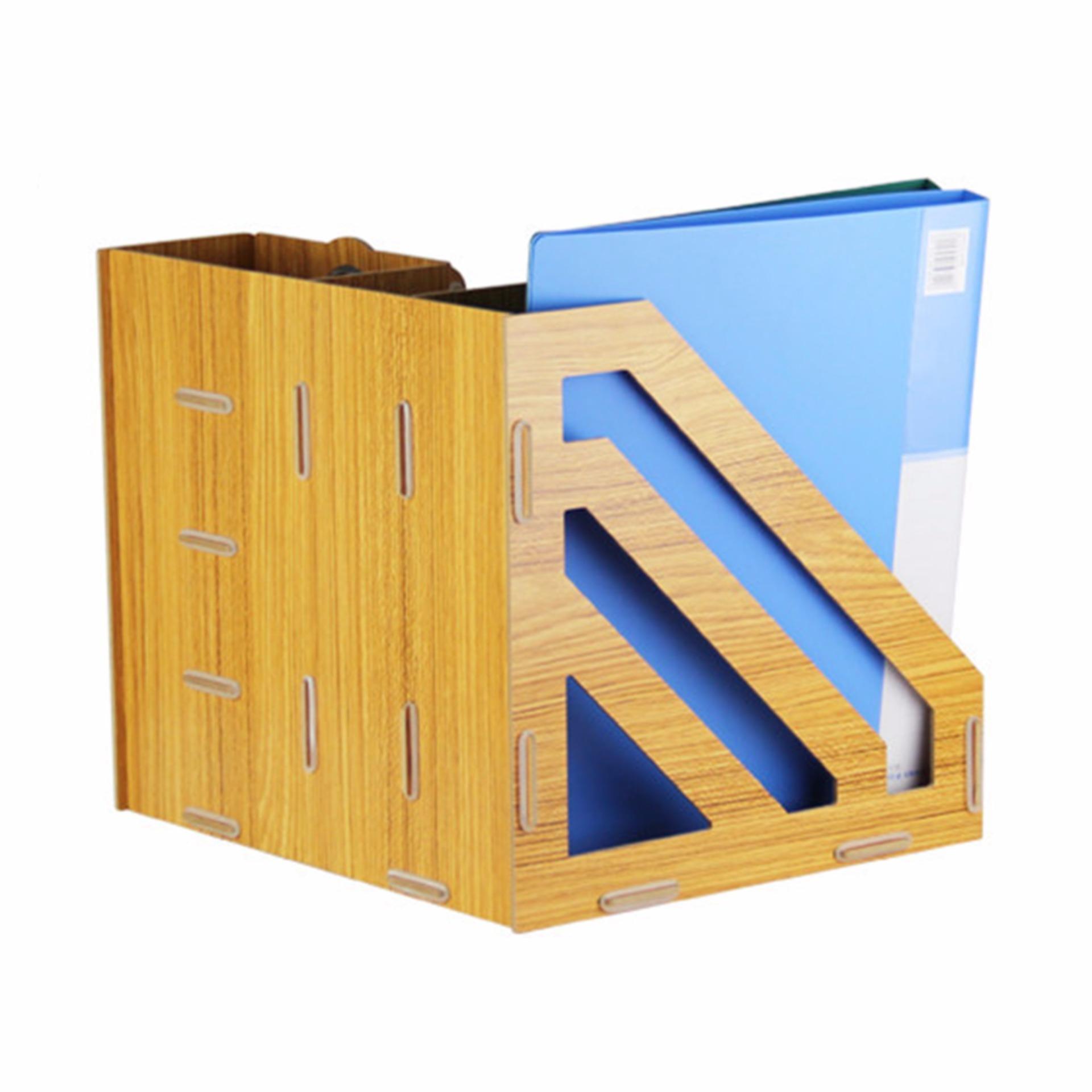 Philippines   Detachable Wooden Grain Design Office Desk A4 File ...