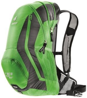 Deuter Race EXP Air Backpack (Spring Anthracite) - picture 2