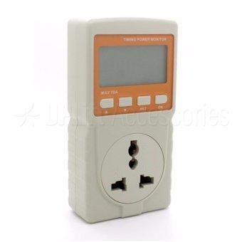 Digital Power Meter / Power Reader / Watt Meter / Kill-A-Watt withDigital Timer Switch and Back Light 220V (Max 10A / 2200W) - 3