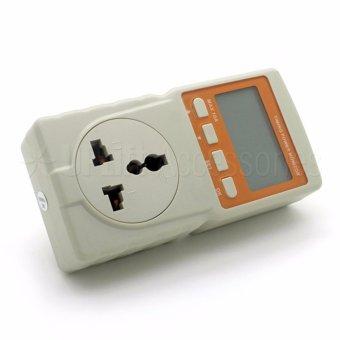 Digital Power Meter / Power Reader / Watt Meter / Kill-A-Watt withDigital Timer Switch and Back Light 220V (Max 10A / 2200W) - 4