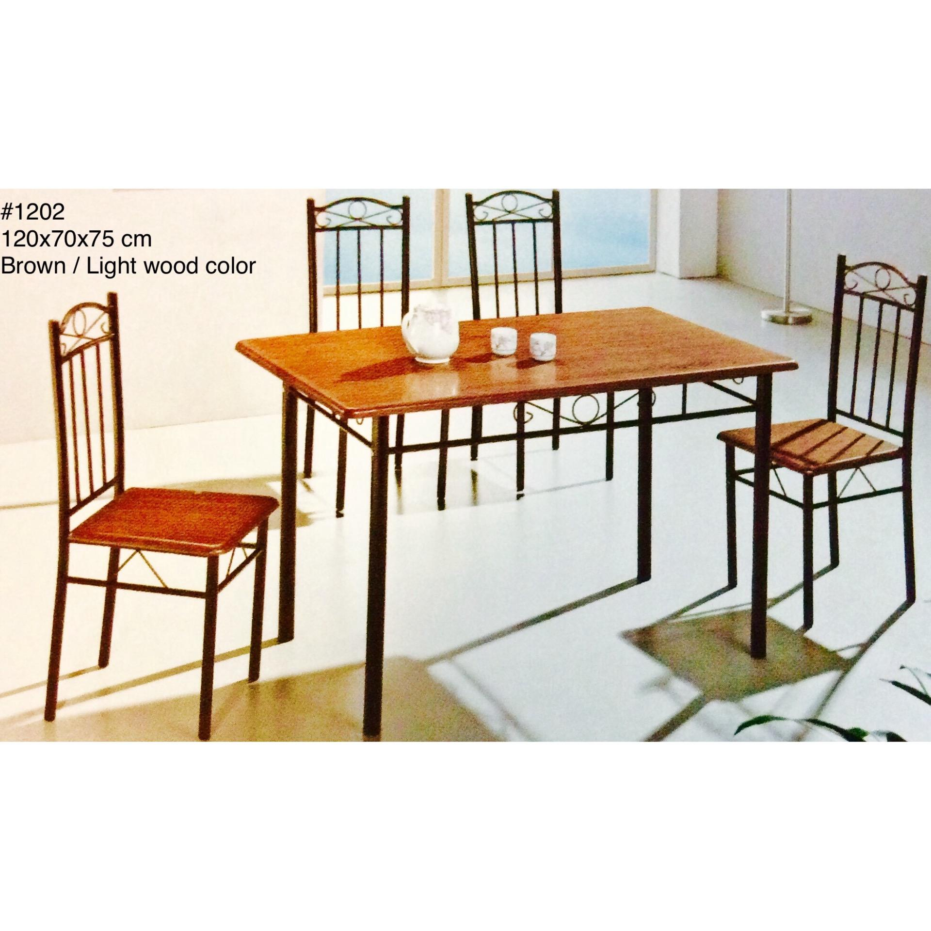 Dining Table Set 4 Chairs Philippines