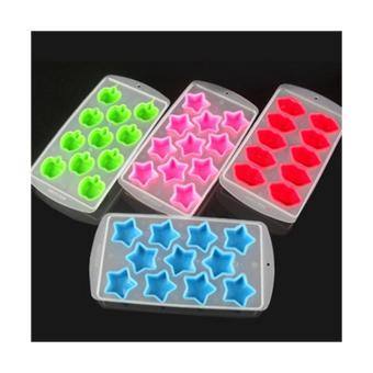 DIY Kitchen Cookies silicone mold (color random) - intl - 4
