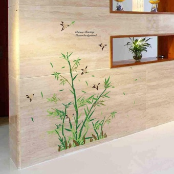 DIY Plant Removable Wall Decal Family Home Sticker Mural Art HomeDecor - intl