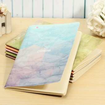 Dream Constellation Wired Paper Notebook Diary Note TravelJournalnotepad Book - intl .