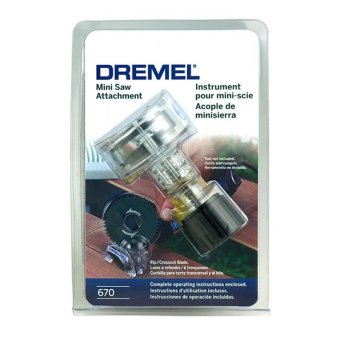 DREMEL MINI SAW ATTACHMENT 670