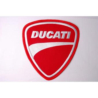 Ducati Embroidered Cloth Patch & Moto GP Patch Set (Get 2) - 2