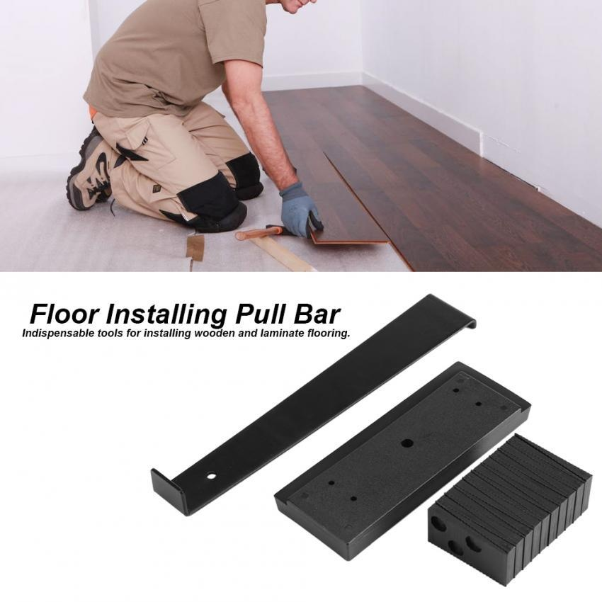 Durable Wooden Floor Installation Kit Ing Set Spacers Pull Bar Tapping Block Intl Philippines