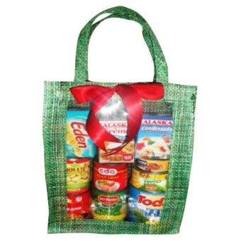 Eco-F Grocery Set (Multicolor)