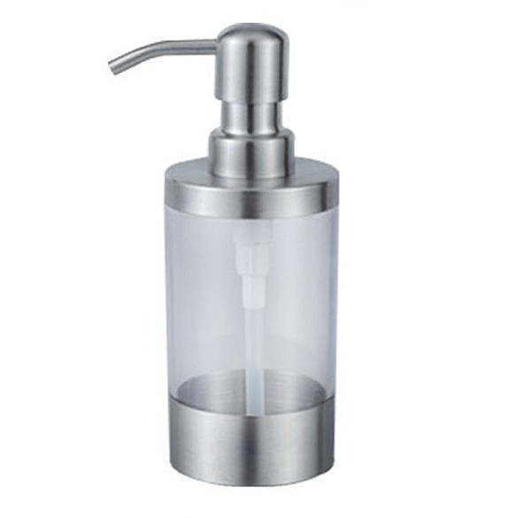 economical foaming pump hand soap dispenser foamer stainless steel pump lazada ph - Hand Soap Dispenser
