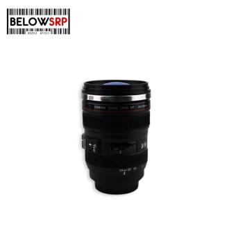 EF Thermal Travel Mug with Cup 24-105mm (Black)