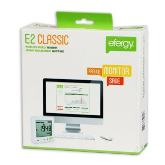 Efergy e2 Electricity Monitor (White)