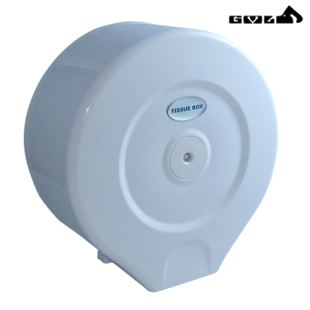 Elegant Tissue Box Tissue Holder Dispenser (white) - 2