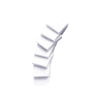 ELENXS Miniature Bridge Stair Garden Simulation Bending Stair Steps