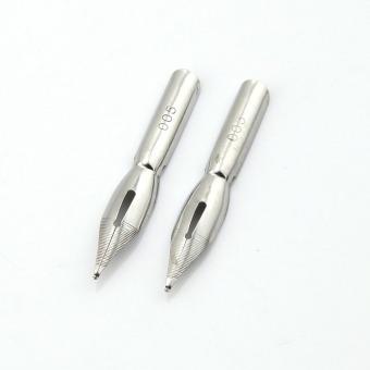 eMylo Manga Comic Drawing Pen D Nib D-Model Nibs Set of 2