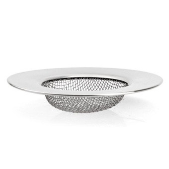 EOZY 1PCS Stainless Steel Kitchen Sewer Filter Floor Drain SinkStrainer Prevent Clogging - intl - 3