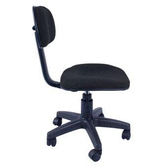 Ergodynamic OC-101BLK Staff Office Chair Computer Chair Furniture(Black) - 4