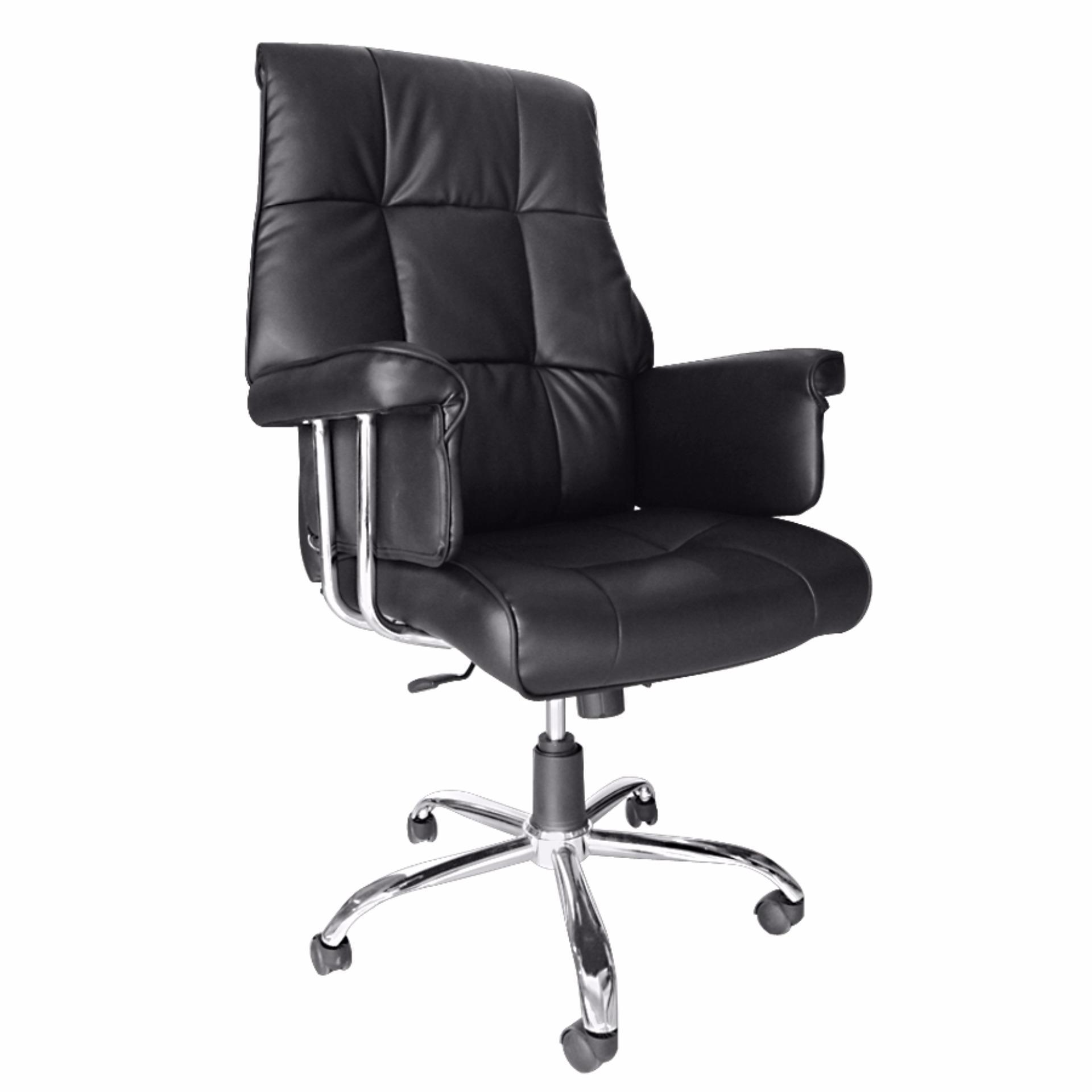 president office chair black. Ergodynamic PRESIDENT Reclining President\u0027s High Back Office Chair ( Black) President Black I