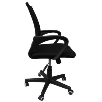 Ergodynamic STAN BLK Tilting Mesh Office Chair (Black) Buy 3 Take 1 - 2