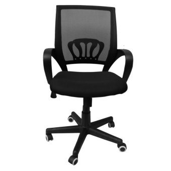 Ergodynamic STAN BLK Tilting Mesh Office Chair (Black) Buy 3 Take 1 - 3