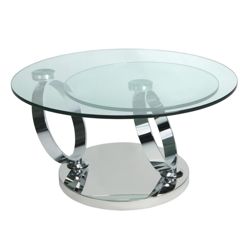 e.s designs nm 8857 revolving center table (silver) | lazada ph