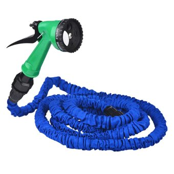 Expandable Hose, 75 Feet(Blue)