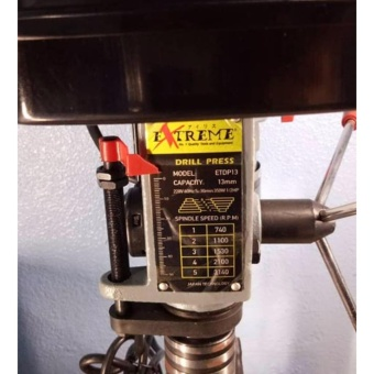 Extreme 5 speed Drill press - 5