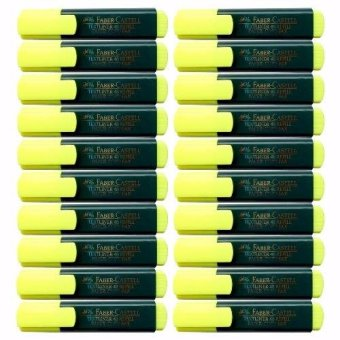 Faber Castel Highlighter 10's Yellow Set of 2 Price Philippines