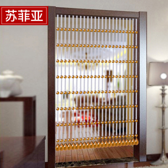Finished Product entrance New style curtain crystal bead curtain