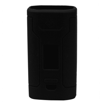 For Predator 228W MOD Box Silicone Case Skin Cover Bag Pocket Black- intl - 3