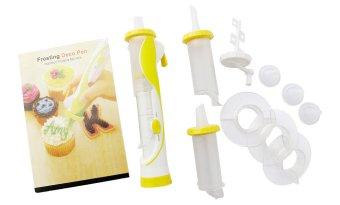 Frosting Deco Pen (Yellow/White) - 2