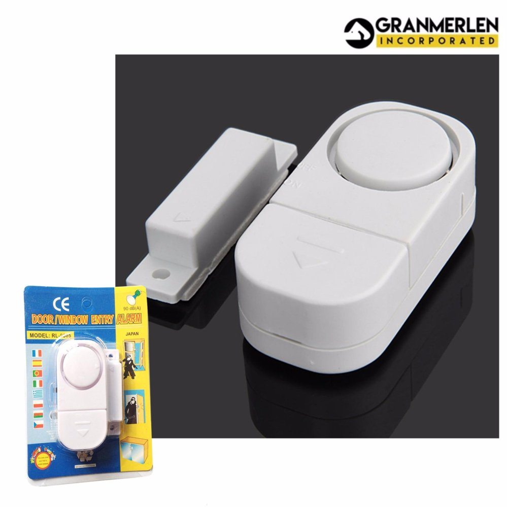 Philippines Generic Anti Thief Wireless Door And Window Entry