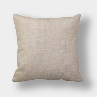 Geometric Cotton One Side Printing Pillow Case Cover (Multicolor) - picture 2