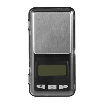 Gift 0.01G X 200G Mini Digital Pocket Scale Jewelry Diamond Lcd Weight Balance - intl - 2