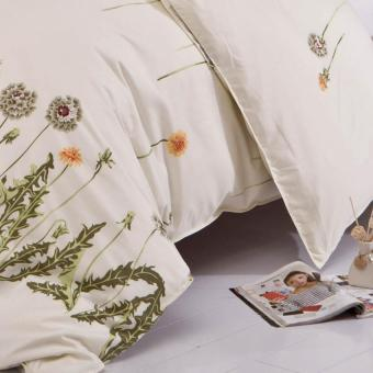 GoGoLife Classic Cotton Duvet/Quilt Cover All Size-38# Jade - 2
