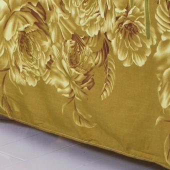 GoGoLife Soft Flat Bed Sheet-38# Sunflower - 4