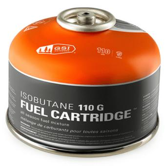 GSI Outdoors Isobutane All-Season Mix Fuel Canister - 110g