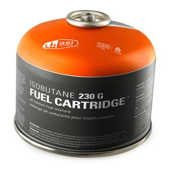 GSI Outdoors Isobutane All-Season Mix Fuel Canister - 230g