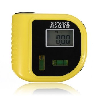 Handheld Laser Rangefinders Ultrasonic Distance Measurer Meter Range Finder Tape