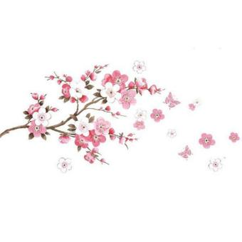 Hang-Qiao DIY Mural Decal Sticker Plum Blossom Removable Wall ArtStickers