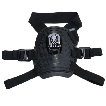 Hang-Qiao Dog Harness Chest Strap Belt for GoPro Hero Black