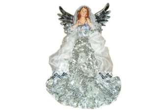 Hanging Angel Christmas Ornament