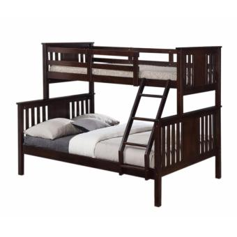 "Hapihomes Krissie Double Deck (36"" x 54"" x 75"") Bed Frame Price Philippines"