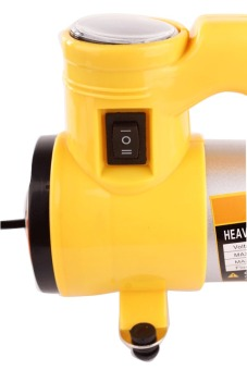 Heavy Duty Air Compressor (Yellow) - picture 2